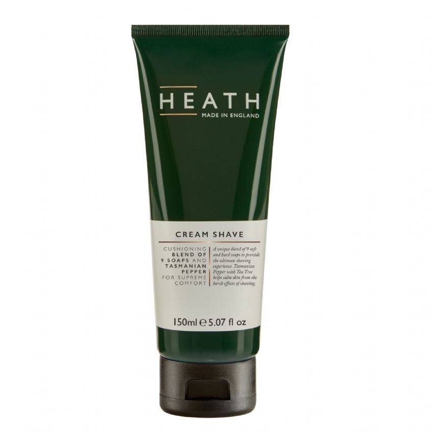 Cream Shave 150ml - Heath For Men Collection Heathcote & Ivory